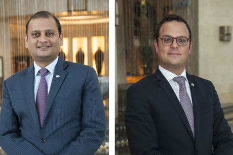 Raffles Dubai makes two new rooms division appointments