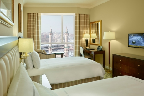 Swissotel opens second hotel in Makkah