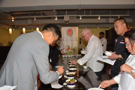 Thai cuisine spices up Dubai hotel school