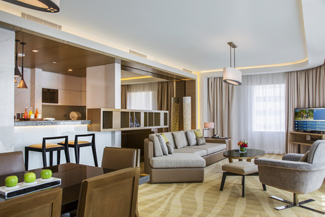 Towers Rotana unveils forty new luxury apartments