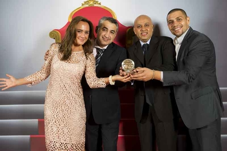 Trader Vic's Souk Madinat is Bar Team of the Year
