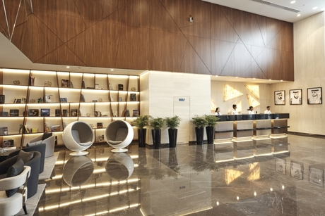 PHOTOS: Sneak peek at Tryp by Wyndham Dubai