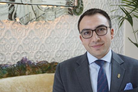 Vartan Zakarian joins Bab Al Qasr as front office manager