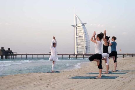 Madinat Jumeirah celebrates Global Wellness Day
