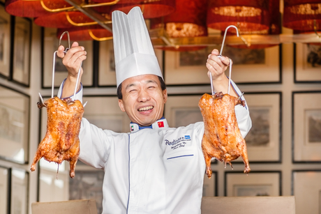 The China Club welcomes Yongsheng Hu to its team