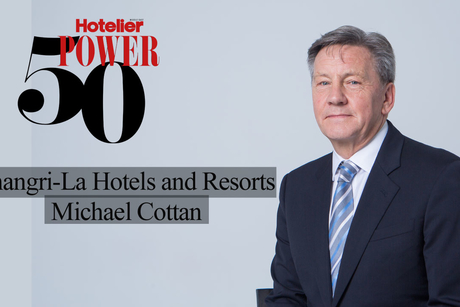 Hotelier Middle East Power 50 2018 - Shangri-La on Middle East expansion plans