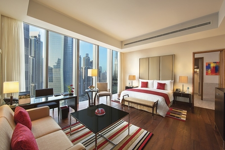 Two-bedroom family suites introduced at The Oberoi