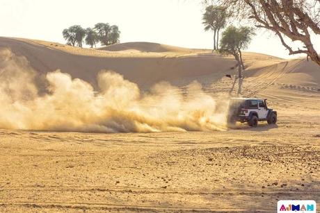 Ajman launches classification for desert tourism
