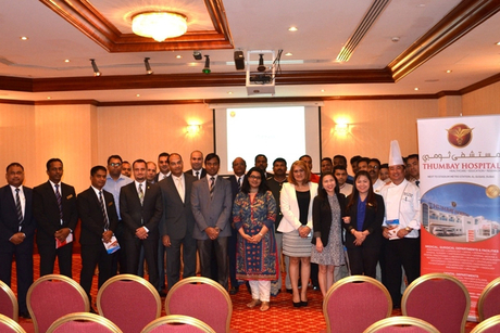 Al Bustan Centre holds fatigue management workshop