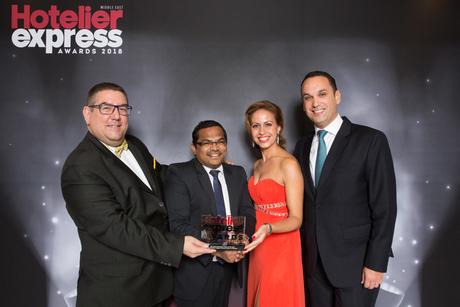 Aparthotel Adagio Dubai crowned Serviced Apartment Team of the Year