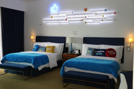 Win a stay at Atlantis, the Palm's first ever social media fan suite