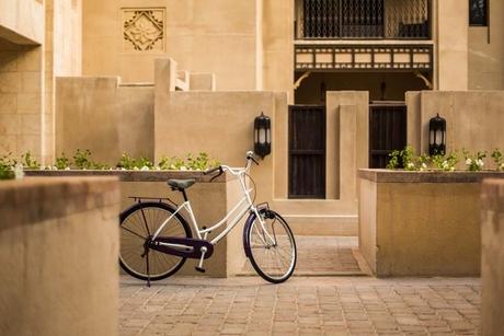 Two wheeling at Vida Hotel and Resorts
