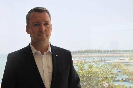 New recruit interview with Millennium Resort Mussanah Oman's Dermot Birchall