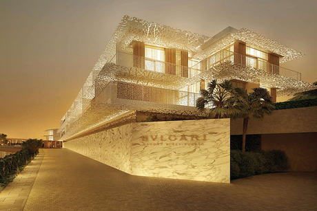 Dubai's first Bulgari hotel confirms 2017 opening date
