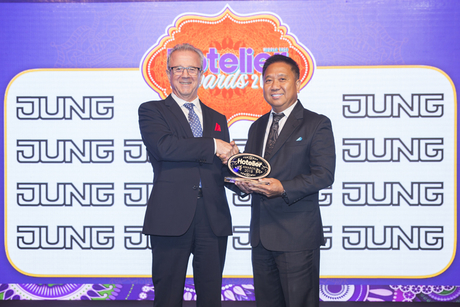 Butch Lim nabs Hotel Engineer of The Year 2018 title