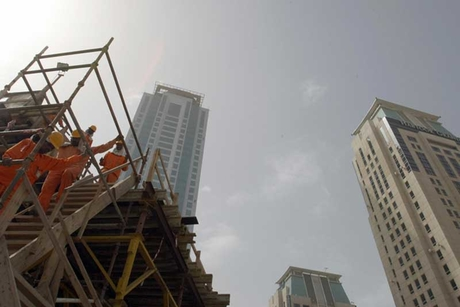 Middle East/Africa hotel construction rises 45.5%