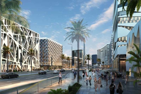 Dubai d3 masterplan unveiled today at Cityscape