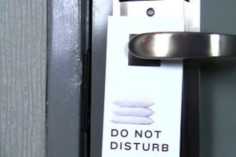 US hotels re-examine 'Do Not Disturb' policy