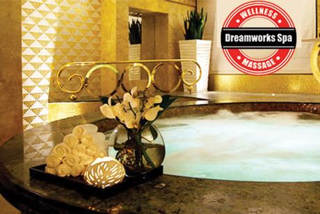 Dreamworks spa opens at Dukes Dubai
