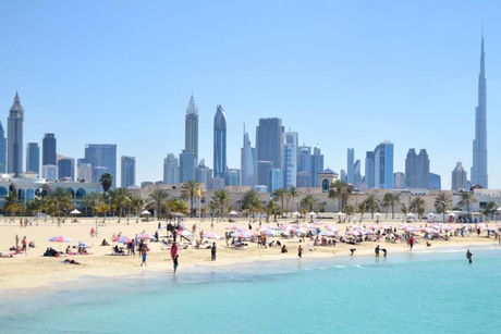 Dubai only Middle East city among top 10 most visited destinations