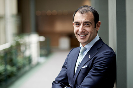 Younes named Rezidor's chief development officer