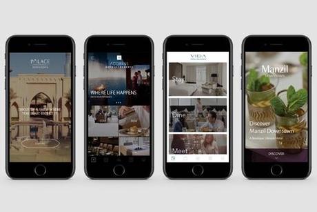 Emaar's new apps to improve Dubai hotel experience