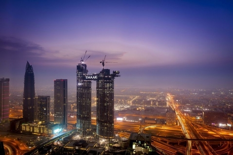 Emaar Dubai launches high-rise tourist attraction at Address Sky View