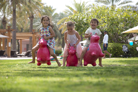 Emirates Palace Abu Dhabi to host kids spring break camp