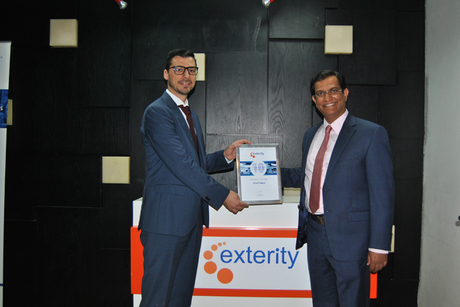 Exterity celebrates 10 years in the Middle East