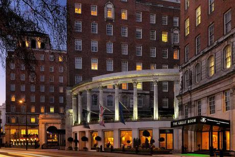 Barclay brothers bid for London's Grosvenor House