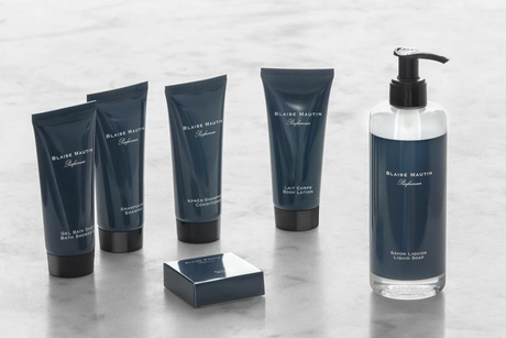 Groupe GM partners with Blaise Mautin to launch new amenity line
