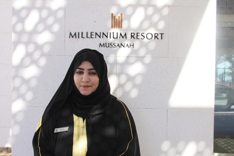 Rising star Halima Al Ghafri named Young Hotelier of the Year