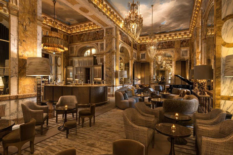PHOTOS: Inside Saudi-owned newly renovated Hotel de Crillon in Paris