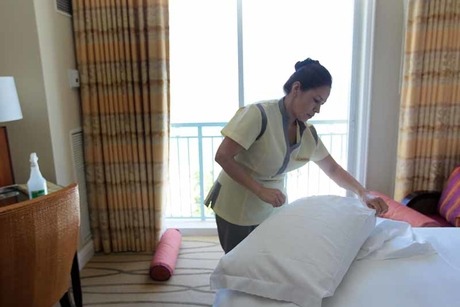 Exploitation drives hotel staff out of region