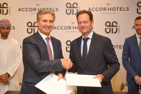 AccorHotels and Omran to launch ibis Styles in Oman