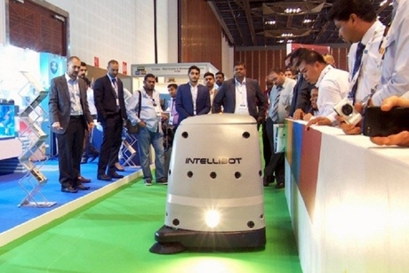 Sealed Air introduces commercial cleaning robots