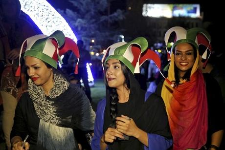 Hoteliers enter Iran race following nuclear deal