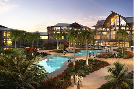Marriott to operate new Dubai theme park hotel