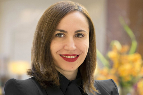 Ligia Brasoveanu appointed general manager of Hilton Garden Inn Ras Al Khaimah