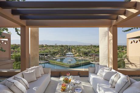 Mandarin Oriental Marrakech launches wellness programme and yoga retreat