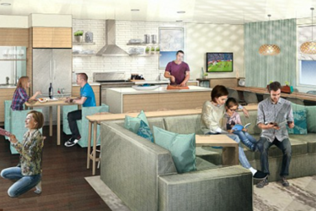 Marriott introduces communal apartments in hotels