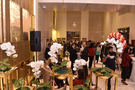 PHOTOS: Millennium Plaza Dubai unveils renovated lobby