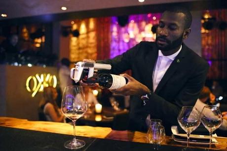 Okku Dubai introduces Coravin wine system