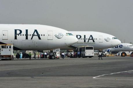 PIA to cut flights to Kuwait and Salalah