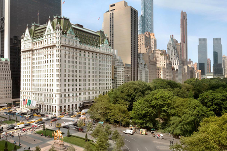 Dubai's Khan and Hakim out, Ashkenazy and Prince Al Waleed swoop in to buy Plaza hotel