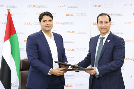 R Hotels signs MoU with CUCA for student placements