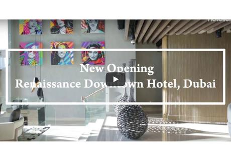 New Opening: Dubai's new design hotel, RenDXB