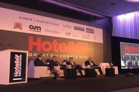 Hotelier Middle East Great GM Debate 2018 is now underway in Dubai