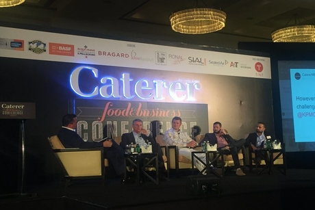 Caterer Food & Business Conference begins in Dubai