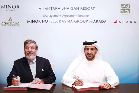 Minor Hotels to launch first Anantara resort in Sharjah